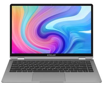 "Teclast F6 Plus Laptop Intel Gemini Lake N4100 Quad Core 8GB RAM 256GB SSD Windows10 360 Rotating Touch Screen 13.3"" Notebook PC 1"