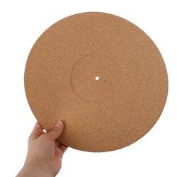 2020 Cork LP Slip Mat 2mm Thick Anti-Static Slipmat For 12 Inch LP Vinyl Record