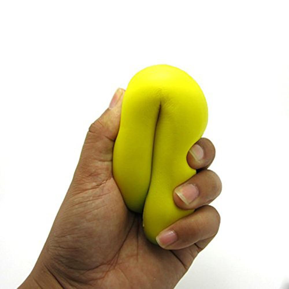 Kids Toy Charm Fidget-Toys Banana-Wrist Slow-Rising Squishy Home-Decoration Rest Hand-Pad img3