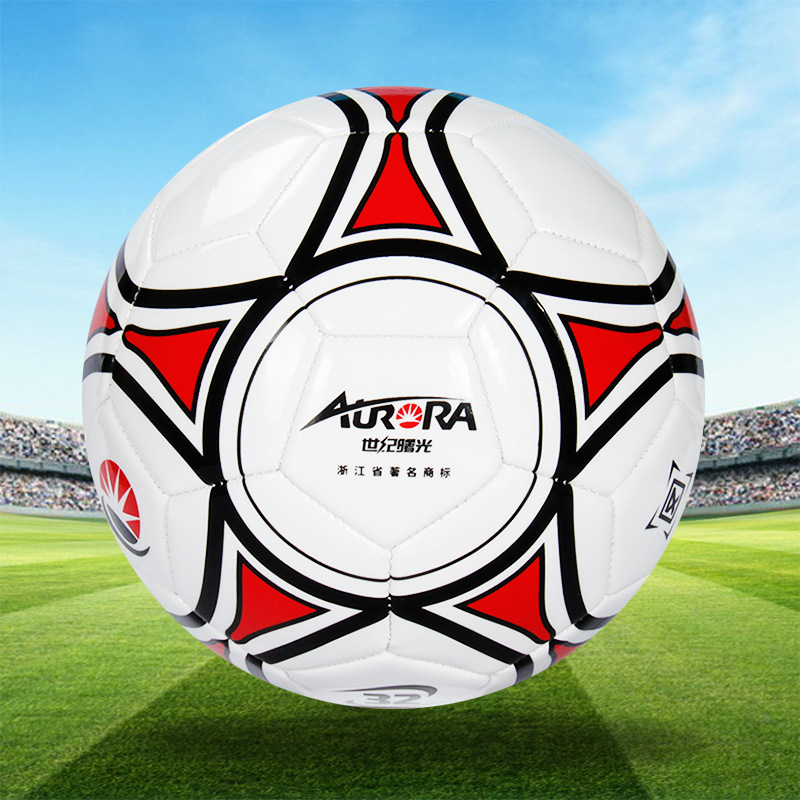Furra Young STUDENT'S With 4 Football 4 # PVC Football Genuine Product School Sports Supplies Wholesale