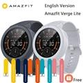 Englisch Version AMAZFIT Rande Lite Smar twatch männer 20 Tage Batterie Lebensdauer 1 3 Zoll AMOLED Screen Eingebautes GPS Herz Rate monitor-in Smart Watches aus Verbraucherelektronik bei