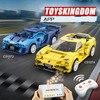 Beginner technical super sport car build block Bugattis Chiron Lambor Huracan Evo app rc brick 2.4Ghz radio remote control toy