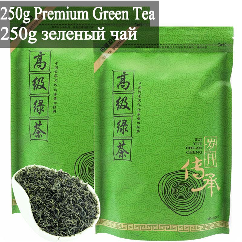 2020 New Arrival Early Spring Fragrant Green Tea High Mountain Cloud Fog Strong Aroma Bubble Tea for Weight Loss