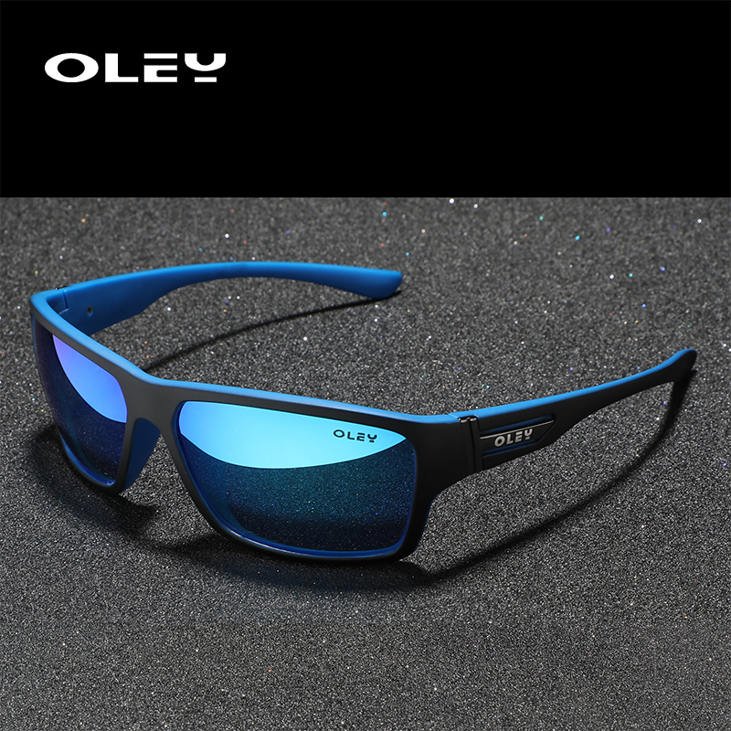 OLEY Brand Design 2020 New Polarized Sunglasses Men Fashion Male Eyewear Sun Glasses Travel Fishing Oculos Support custom logo|Men's Sunglasses| - AliExpress