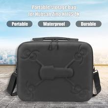 حقيبة تخزين للطائرات بدون طيار من Hubsan Zino H117S 4K ، حقيبة حمل PU مقاومة للصدمات ، صندوق استقبال عادي للطائرات بدون طيار