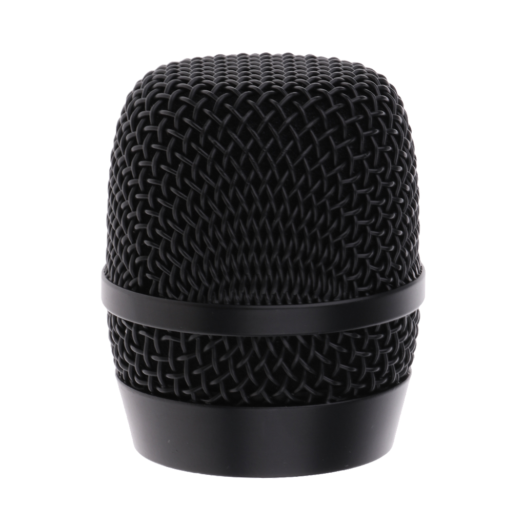 Microphone Grille <font><b>Ball</b></font> Head Mesh Mic Pop Filter Cover For <font><b>BBS</b></font> Microphone image