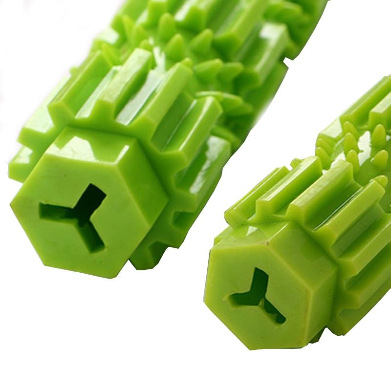 Мягкая игрушка для жевания собак, резиновая игрушка для чистки зубов домашних животных, агрессивная игрушка для жевания, игрушки для ухода за едой для щенков, маленьких собак-3