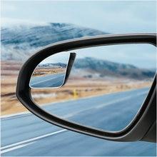 2 шт Автомобильное Зеркало для слепых зон без рамок с углом
