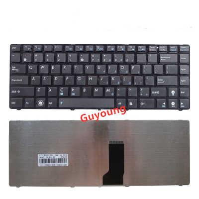 الولايات المتحدة الإنجليزية لوحة المفاتيح ل ASUS K42J X43 X43B A43S A42 K42 A42J X42J UL30 N42 N43 B43 U41 K43S U35J UL80 محمول لوحة المفاتيح