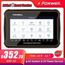 Foxwell GT60 OBD2 Professionele Auto Diagnostic Tool Volledige Systeem Op Abs Srs Dpf Epb 19 Reset Service ODB2 OBD2 Automotive scanner