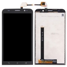 High quality LCD Screen and Digitizer Full Assembly for Asus Zenfone 2 / ZE551ML high quality for asus zenfone 3 ze552kl lcd screen and digitizer full assembly
