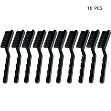 10pcs Portable Clean Synthenic Fiber For PCB Circuit Board Crank Handle Safe Tablet Non Slip Anti Static Brush Tool Repair Dust