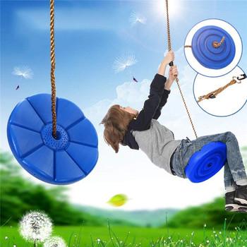 Huśtawka dla dzieci huśtawka dla dzieci huśtawka dla dzieci huśtawka wewnętrzna z tworzywa sztucznego huśtawka dla dzieci huśtawka huśtawka zestaw akcesoriów tanie i dobre opinie isfriday CN (pochodzenie) Plastic octagonal petals climbing swing meble zewnętrzne