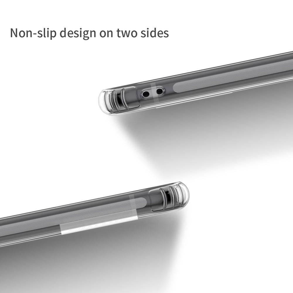 Kasus untuk iphone 11 Pro Max NILLKIN Nature TPU Transparan Batal - Aksesori dan suku cadang ponsel - Foto 2
