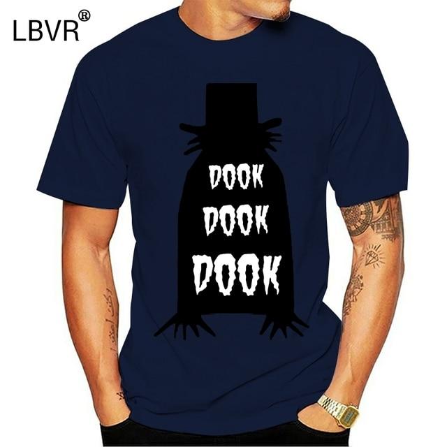 Dook Dook Dook Babadook Horror Movie Halloween T-Shirt