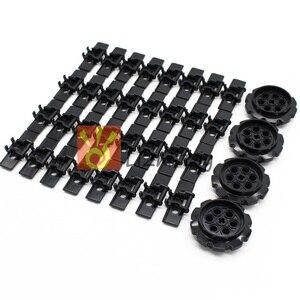 Image 3 - LIizhi אקראי לבני 500g טכני חלקי ציוד Liftarm קרן צלב סרן מסגרת מחבר פין טכני חתיכה בניין צעצועים