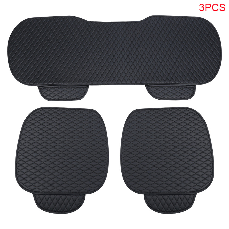 Car Seat Cover 3PCs Universal Vehicle Chair Protector Auto <font><b>Accessories</b></font> for <font><b>Suzuki</b></font> Alto Baleno <font><b>Celerio</b></font> Grand Vitara Liana Wagon R image