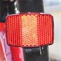 Горячая продажа крепление на руль безопасный отражатель Аксессуары для велосипеда Предупреждение ющий светильник красный/белый велосипед...