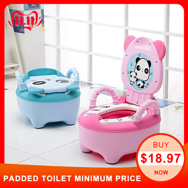 Brilliant Baby Pot For Children Boys Potty Toilet Seat Baby Potty Training Girls Portable Toilets Bedpan Comfortable Backrest Cartoon Pots Evergreenethics Interior Chair Design Evergreenethicsorg