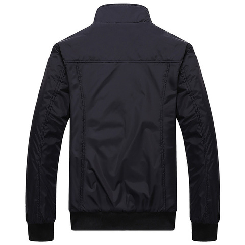 2019 New Jacket Men Fashion Casual Loose Mens Jacket Sportswear Bomber Jacket Mens jackets men and Coats Plus Size M- 3XL Lahore