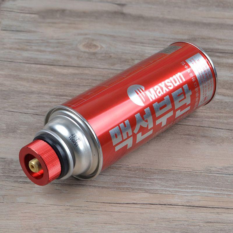 Кемпинг плита адаптер горелки преобразования наружный клапан разъемы газовый адаптер - 3