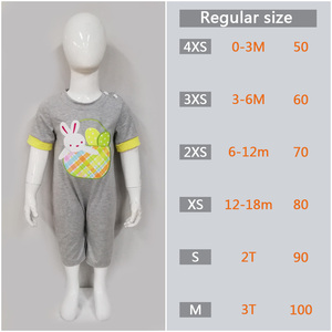 Image 5 - Newborn Baby Clothes Toddler Romper Jumpsuit Toddler Boys Outfits Clothes Girl Fashion Kids Romper Children Autumn Clothing