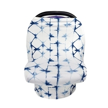 Multifunctional Nursing Cover Breastfeeding Scarf Baby Car Seat Covers Cotton Stroller Canopy Blanket for High Chair Cart