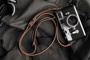 Image 4 - Mr.石ハンドメイド本革カメラストラップカメラショルダー (ヴィンテージ才)
