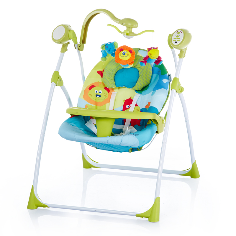 baby rocking chair baby electric rocking chair to appease the cradle bed Children s dining chair baby rocking chair baby electric rocking chair to appease the cradle bed Children's dining chair rocking chair with remote cont