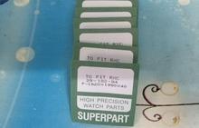 Surtido de 105 Uds., caja genérica de alta calidad, Junta trasera para reloj, compatible con Rx Sub
