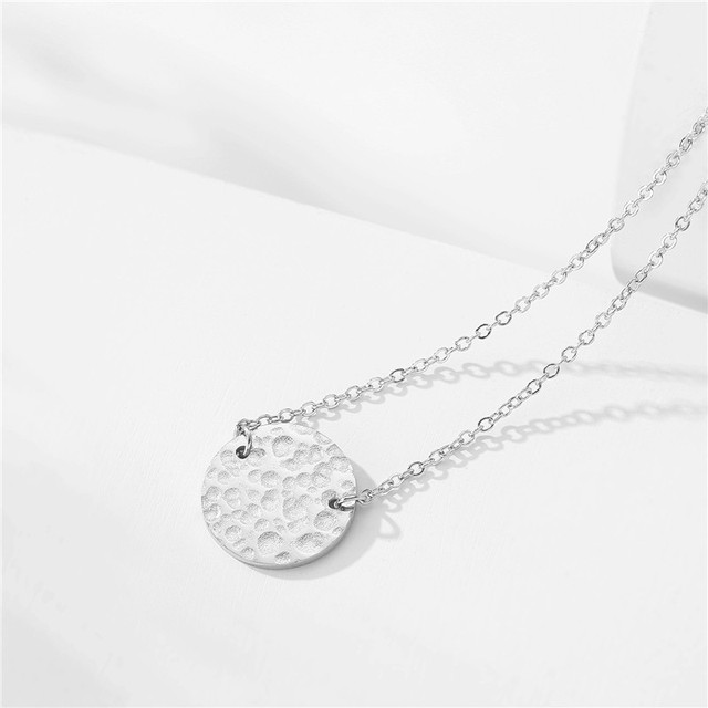 CC Stainless Steel Necklace...