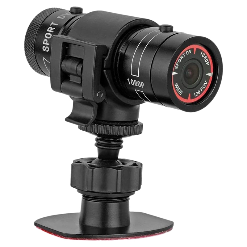 Full HD 1080P Mini Sports DV Camera Bike Motorcycle Helmet Action DVR Video Camera Perfect for Outdoor Sports