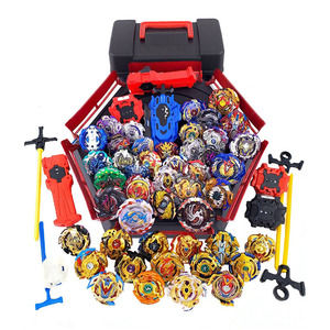 All Models Beyblade Burst Toys With Starter and Arena Bayblade Metal Fusion God Bey Blade Blades Toys