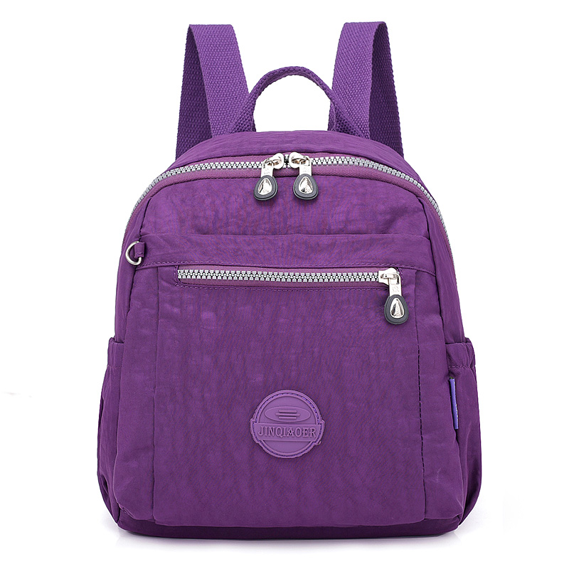 New arrive wholesale fashion casual waterproof nylon backpack #1309
