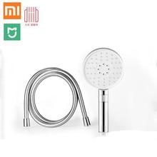 Xiaomi Mijia Dabai Diiib 3 โหมดมือถือชุดฝักบัวอาบน้ำ 360 องศา 120 มม.53 หลุมน้ำ PVC ที่มีประสิทธิภาพนวด