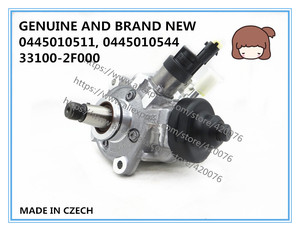 Image 1 - GENUINE AND BRAND NEW DIESEL COMMON RAIL FUEL PUMP 0445010511, 0445010544, 33100 2F000