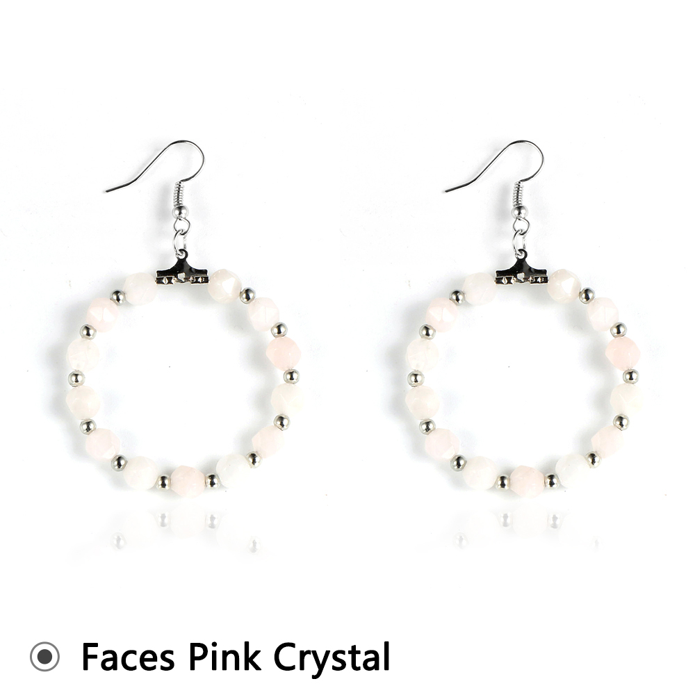 Face pink Crystal