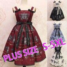 Платье Лолиты; винтажное кружевное платье в викторианском стиле с бантом; милое платье принцессы в готическом стиле Лолиты для девочек; loli cos
