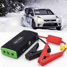 GKFLY Pro 12000 мАч автомобильное пусковое устройство, Мощность банк 12V 600A Портативный пусковое устройство автомобиля Зарядное устройство для автомобиля Батарея пусковое устройство