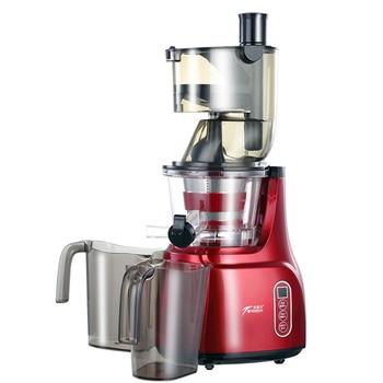 Electric Fruit Juicer Household Vegetable Low Speed Juicing Machine Multifunctional Soybean Milk Juice Extractor