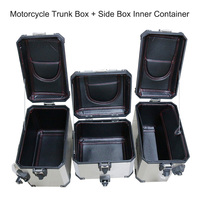 Motorcycle Trunk Box Side Box Inner Container Trunk Side Saddlebag Top Cover Inner Bag for BMW R1200GS R1250GS LC/ADV 2013 2019