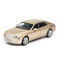 1: 24 Toy Car Excellent Quality Mulsanne Metal Car Toy Alloy Car Diecasts & Toy Vehicles Car Model Toys gift For Children