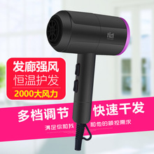 profissional wall hair dryer thermostatic electric hairdryer blower hot cold mute kangfu kf 3071 use in bathroom 1200w 220v hair dryer high power hair dryer hair salon anion cold hot air mute student hair dryer