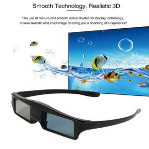 Image 5 - 2pcs HOT SALE!HIGH QUALIT Bluetooth 3D Shutter Active Glasses for Samsung for Panasonic for Sony 3DTVs Universal TV 3D Glasses