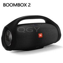 JBL Boombox 2 Portable Bluetooth Wireless Outdoor Speaker IPX7 Waterproof Loudspeaker Deep Bass Music Box Boombox 2 Flip 5