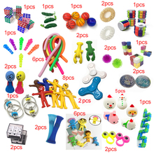 Kids Toys Combination Fidget Funny Wholesale 50pieces New Styles-Toy-Set Extrusive-Solving