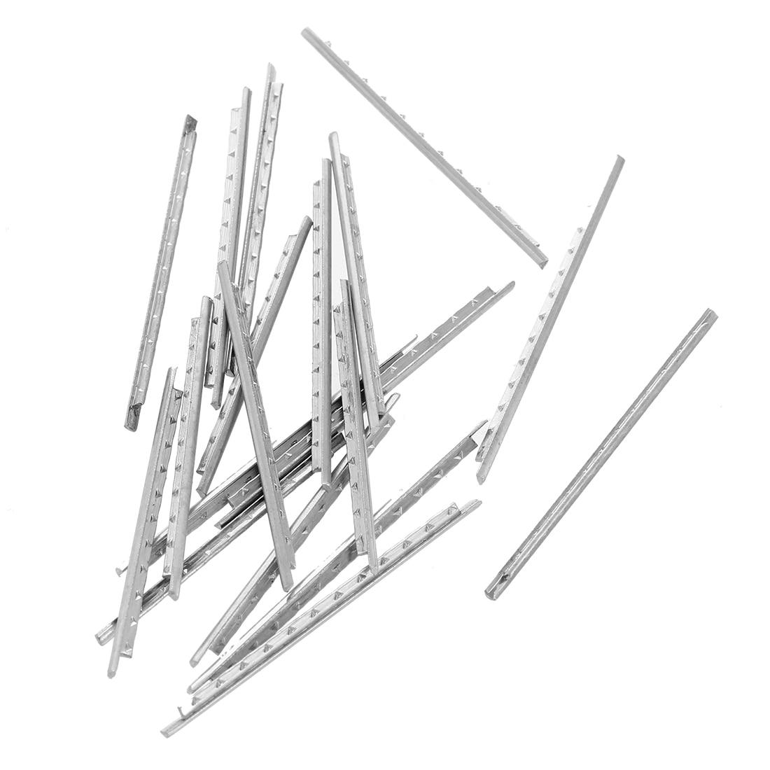 "19pcs Fret Wire Copper Fretwire Set 1.7mm For 26"" Ukulele"