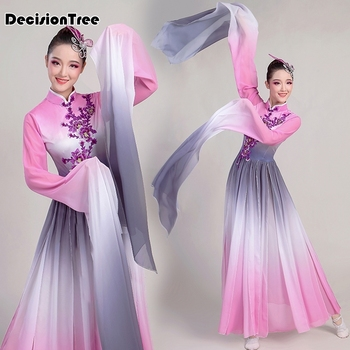 2020 imperial princess dress chinese women fairy outfit hanfu trailing folk dance costume ancient tang dynasty