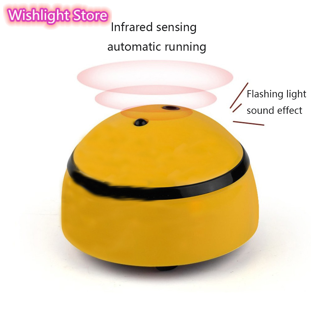Intelligent Escaping Toy For Dogs Automatic Interactive Toys Catch Me For Dog Cats Toy Infrared Sensor Pet Supplies Kids Fun