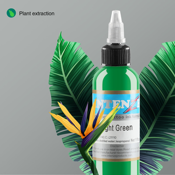 21colors Natural Plant Tattoo Pigment Permanent Makeup Bottle 30ml attoos Ink Pigment For Body Professional Beauty Art tools